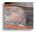 Pressure Washing Walkway Pavers